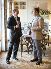Tuck Beckstoffer, pictured at right, originally created Hogwash rosé for a High Museum whole-hog dinner with Linton Hopkins more than 10 years ago.