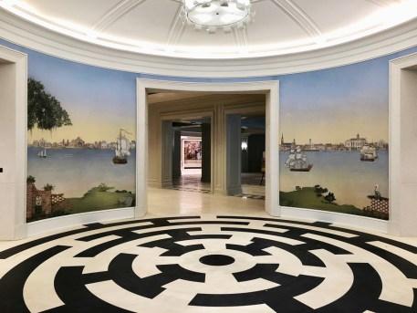 Charleston hotel by Ian McFarlane