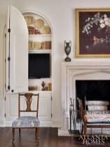 """""""Carter and I worked on a beautiful urban English cottage in the middle of the city, updating it to become a personal reflection of our client and her lifestyle."""" —Yong Pak"""