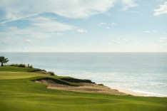The resort is five minutes from the 27-hole Puerto Los Cabos golf course.