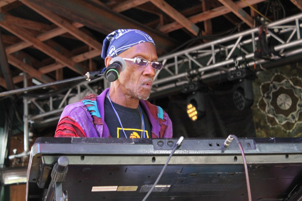 Bernie Worrell Band - Photo by Chris Horton