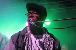 Funk Jam - Nigal Hall (Lettuce) - Photo by Chris Horton