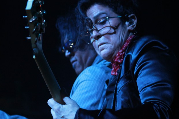 Wendy Melvoin and BrownMark of The Revolution - Photo by Atlanta Music Marketing