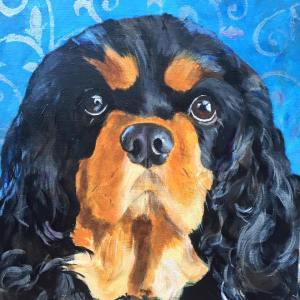 Bloomin Dog Tucker