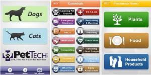 petsaver-app-screenshots