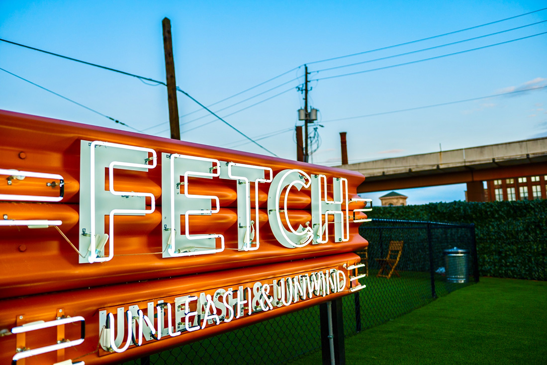 Fetch Dog Park   Atlanta Pet Life
