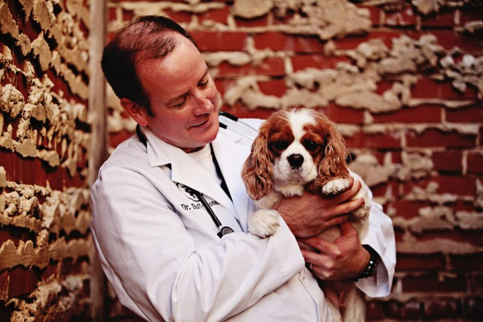 Dr. Duffy Jones and Rosie