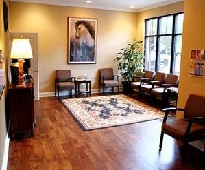 Atlanta Physical Therapy lobby 2