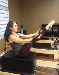 reformer shelley 240x300 - Pilates Reformer