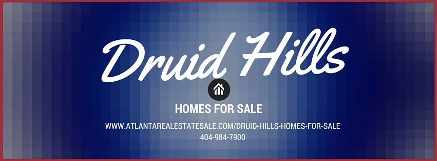 Druid Hills homes for sale