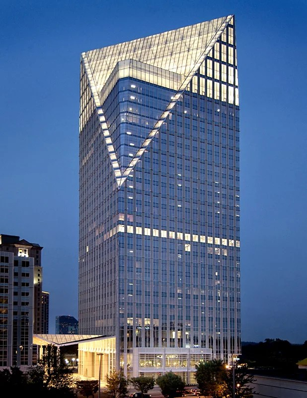Terminus Building in Atlanta