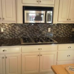 Kitchen Backsplash Glass Tiles Ikea Dinette Sets Atlanta Tile Backsplashes Ideas Pictures Images