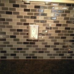 Kitchen Backsplash Glass Tiles Chef Decor Atlanta Tile Backsplashes Ideas Pictures Images