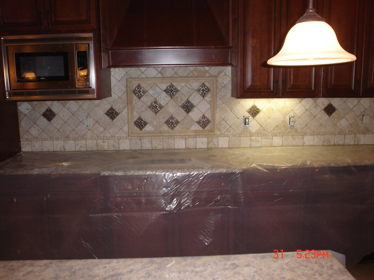 Kitchen Backsplash Ideas On Pinterest