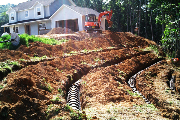 How Does Septic Field Work