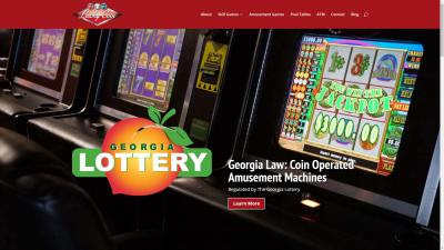 Lucky Coin Inc. Website Design