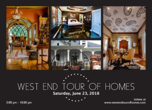 West End Tour of Homes