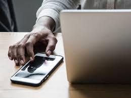 computer & phone