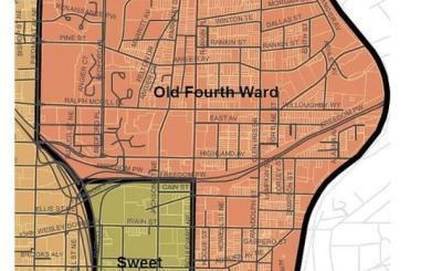 This Fourth Of July Atlanta-Learn More About Old Fourth Ward