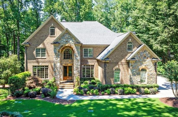 Estate Home In Decatur GA Oak Grove