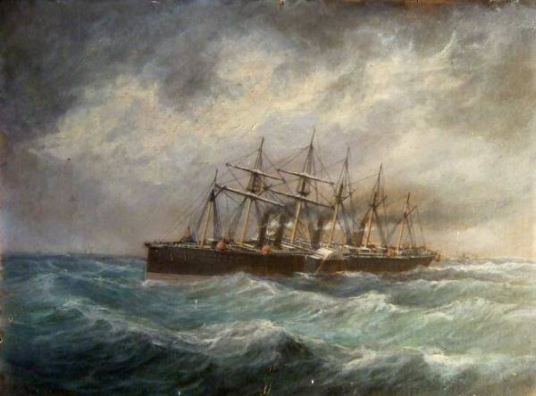 History Of Atlantic Cable & Submarine Telegraphy