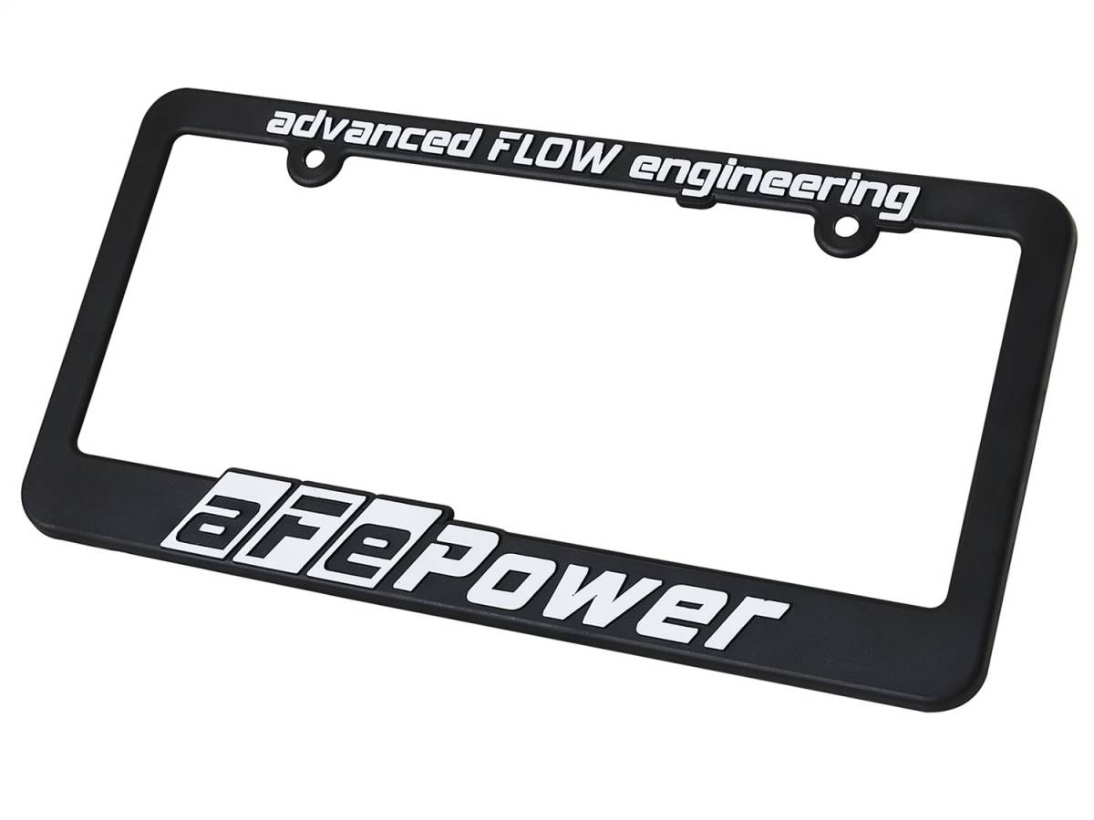 Afe Filters 40 Promotional Afe Power License Plate