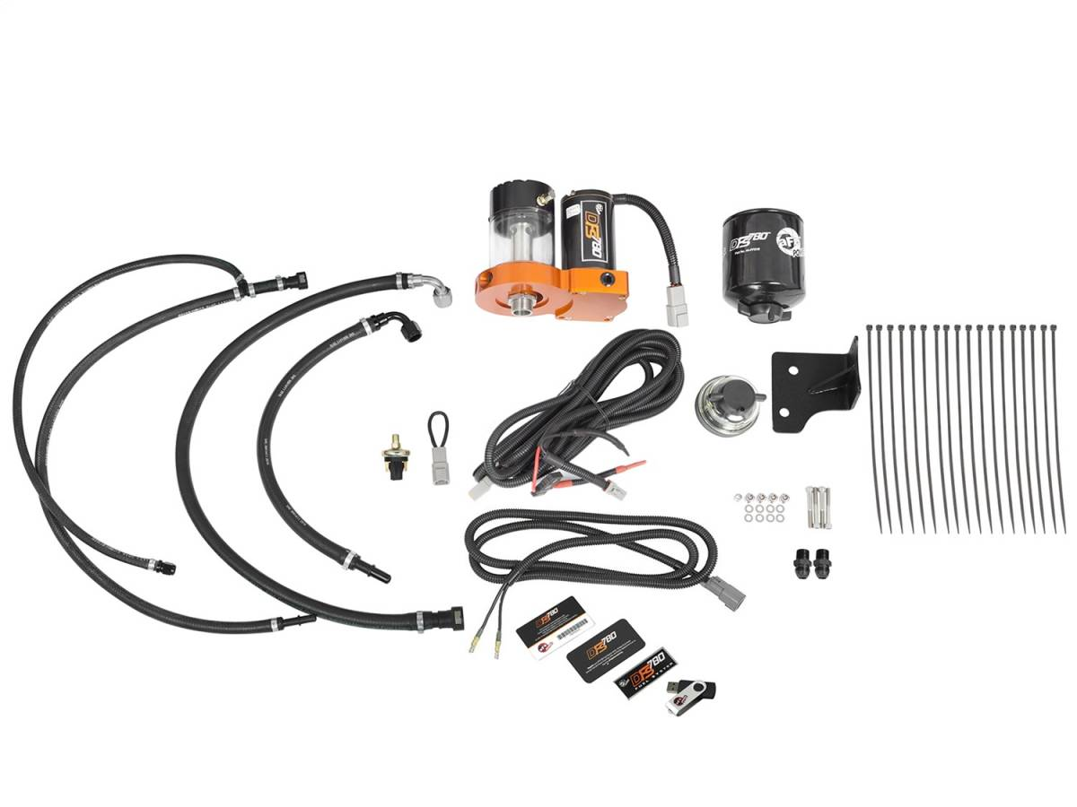 Afe Filters 42 Dfs780 Fuel Pump Boost Activated