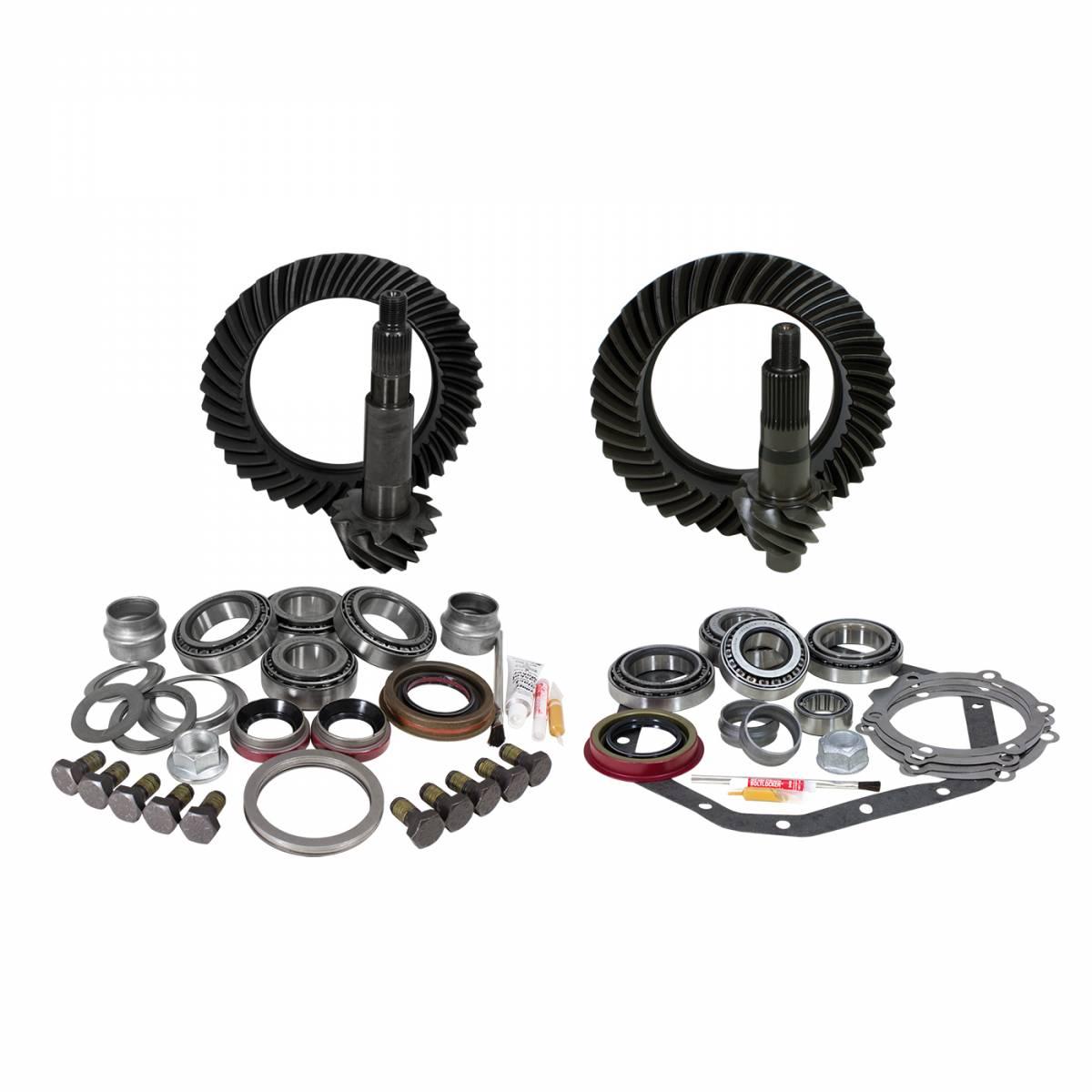Yukon Gear Ygk020 Yukon Gear And Install Kit