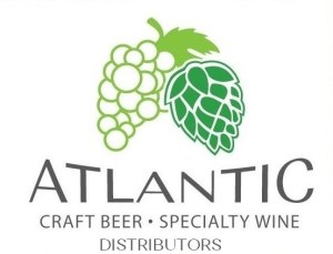 Logo for Atlantic Craft Beer and Specialty Wine Distributors