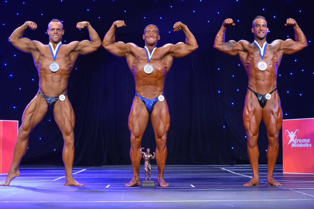 2015 Atlantic Classic Bodybuilding