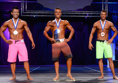 2014 Men's Physique Photos