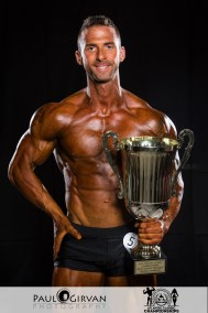 Overall Mens Classic Physique