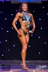 G-Lisa Hachey Masters 35+ Figure Winner