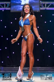K-Kati Latorovszki Grandmasters 45+ Bikini Winner