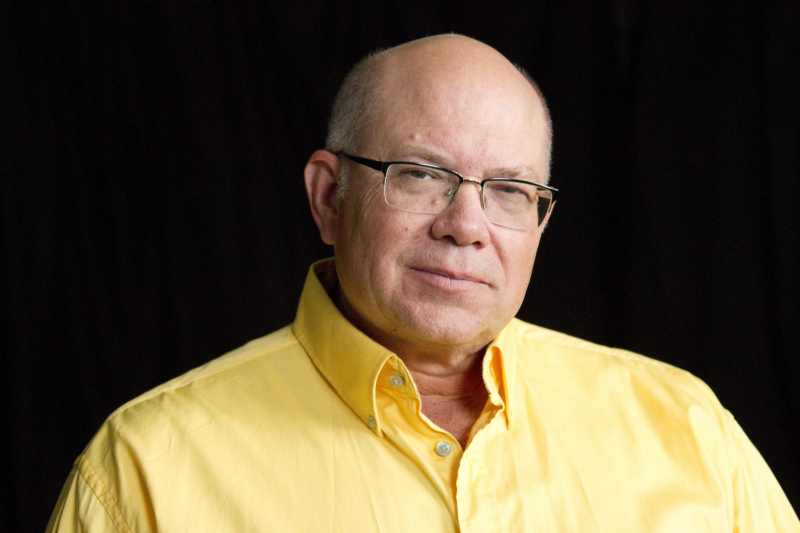 Paul H. Smith, former government remote viewer, current author and teacher