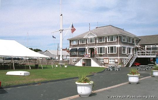 New Bedford Yacht Club Atlantic Cruising Club
