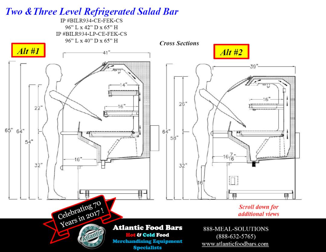 Atlantic Food Bars - Hot and Cold Display Case Lineup Drawings - BILR SOG ISHFB_Page_4