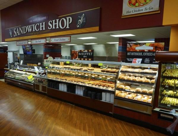 Hot Food Lineup - Soup, Hot Grab and Go, and Combination Hot Bulk and Hot Packaged Food - Atlantic Food Bars - WRGCL SOG NAN