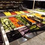 Island Salad Bar with CO2 Refrigeration - Atlantic Food Bars - ISB14868-CO2-ELP-FPR-RBD-VH 3