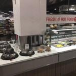 Island Soup Salad Hot Food Bar with Column Notch - Atlantic Food Bars - ISSHFB13070 SW7054 2