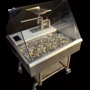 Mobile Oyster Shucking Station - transforMerchandiser - Atlantic Food Bars - MIT3636-FSKT-OSSKT-SSKT 1