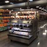 Combination Hot Over Cold Grab & Go Merchandiser - Double Sided - Atlantic Food Bars - HCIT4862-LP 2