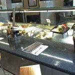 Custom 8′ Oyster Bar with Integral Clam Shucking Tool & Refrigerated Base Storage - Atlantic Food Bars - OYB9642 2