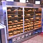 Five Level Hot Chicken Case - Wrangler Giant - Atlantic Food Bars - WR9629T-AS2-SRM 3