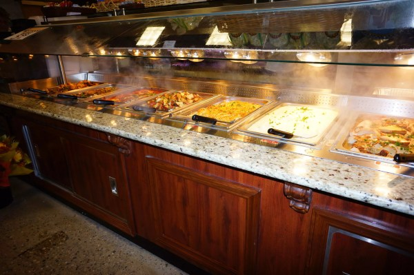Island Salad Hot Food and Soup Bar - Estate Series - Atlantic Food Bars - ISHFB15663-SBE 5