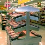 Mobile Hot Chicken Display Case - Three Level - Atlantic Food Bars - HHTD7236 2