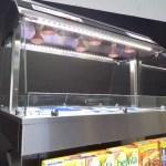 Next Gen Mobile Packaged Hot Food Merchandiser - Single Level - Atlantic Food Bars - HH3625-NG 3a