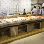 Refrigerated Seafood Display Cases on Pedestal Bases - Atlantic Food Bars - FSCN-W-P 1