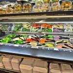 Salad Bar and Soup Bar with Overhead Refrigerated Grab and Go Canopy - Atlantic Food Bars - SLSB19236 SOG4836-RC 5