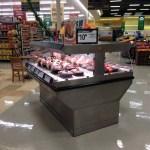 Single Level Shop Around Hot Rotisserie Chicken Grab and Go Merchandiser - Atlantic Food Bars - IHH6353 2